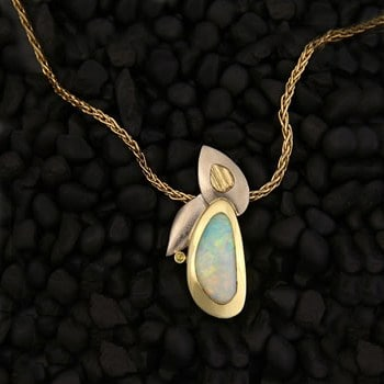 Opal Fruit Pendant