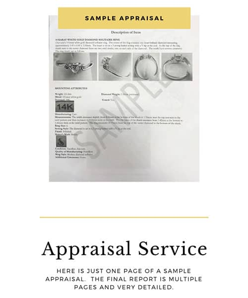 Appraisal Service