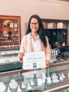 Certified Jewelry Sales Associate