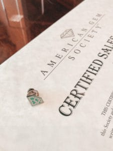 AGS CSA pin and certificate