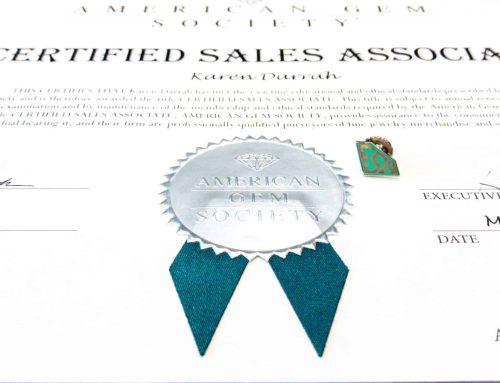 AGS Certified Sales Associate